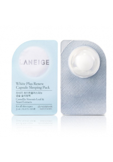 Ночная капсульная маска Laneige White Plus Renew Capsule Sleeping Pack (3 мл)
