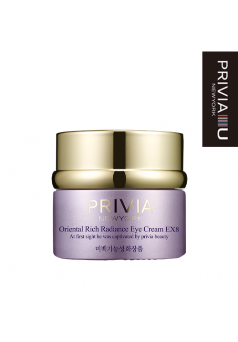 Крем для век Privia Oriental Rich Radiance Eye Cream EX8 (20 мл)